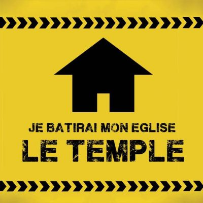 Je bâtirai mon Eglise1-Temple