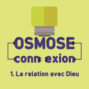 Osmose connexion