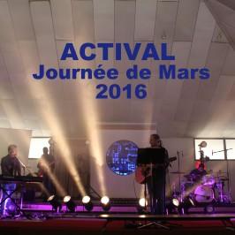 Actival – Journée de Mars 2016