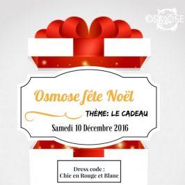 Noël Osmose 2016