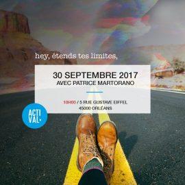 Actival – Journée de septembre 2017