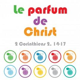 Le parfum de Christ